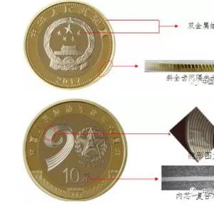 【公告】中国人民银行发行中国人民解放军建军90周年纪念币