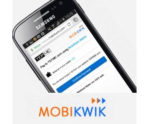 印度移动钱包公司MobiKwik获得3540万美元融资