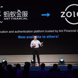 蚂蚁金服推可信身份平台ZOLOZ(蚂蚁佐罗)