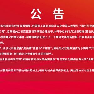 """持牌支付机构""""开店宝""""斥资13万元收购域名candypay.com"""