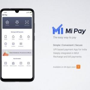 小米在印度市场正式推出Mi Pay,在印可支持120多家银行