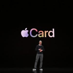 """苹果宣布推出""""Apple Card""""服务,Apple Pay今年交易量或达100亿美元 ..."""