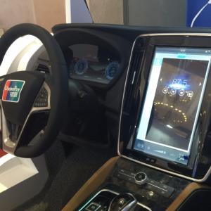 汽车上的支付革命